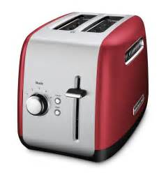 Toaster 2 Slice Reviews 2 Slice Toaster With Manual Lift Lever Kmt2115er Empire