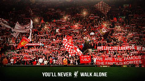 Home Wallpaper Designs by The Kop Wallpaper Footygraphic