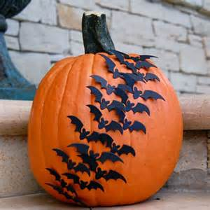 no carve pumpkin decorating decorating your small space