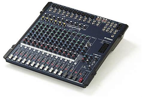 Mixer Yamaha 166cx mixer yamaha 166cx