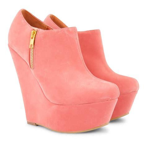 wedge high heels new womens wedge high heels platform strappy