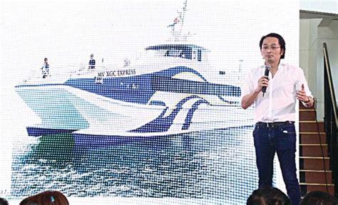 ferry boat to bataan from manila 2017 bataan ferry boat 187 manila bulletin news