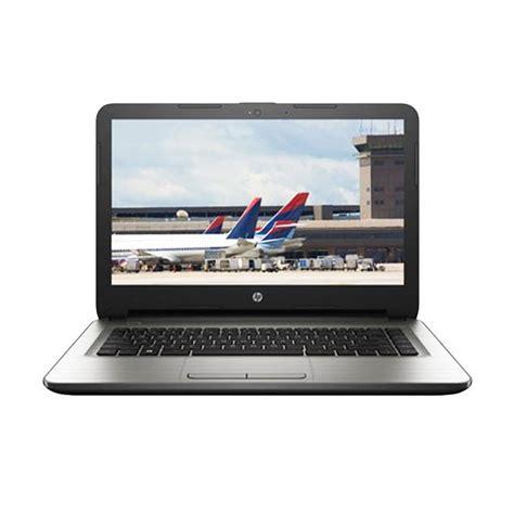 Hp14 Bw002au Laptop Amd E2 jual hp 14 an031au notebook silver 14 amd e2 7110m 4gb 500gb dos harga kualitas