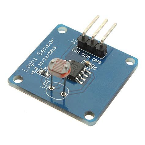 sensing resistor kaufen g 252 nstig kaufen lichtst 228 rke sensor modul 5528 fotowiderstand f 252 r avr arduino uno r3