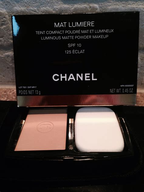 Harga Chanel Mat Lumiere Luminous Matte Powder chanel mat lumiere luminous matte powder makeup reviews in