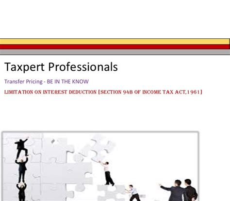 section 94 income tax act section 94b of income tax act 1961 limitation of interest