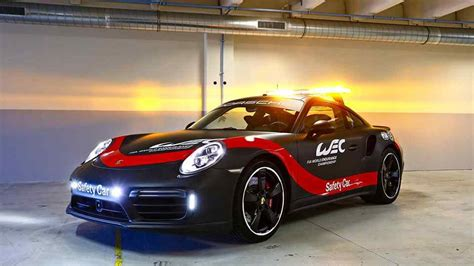 Newest Porsche 911 Turbo by Wec S Newest Safety Car Is A 540hp Porsche 911 Turbo