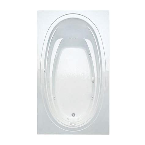 whirlpool bathtub heater aquatic alydar ii 6 ft reversible drain acrylic whirlpool