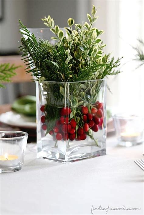 christmas table centerpieces to make top centerpiece ideas for this celebration