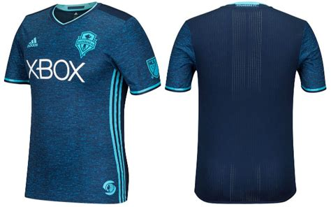 Jersey Seattle Sounders Away 20162017 Official 2016 mls season preview ranking all teams by their new kits