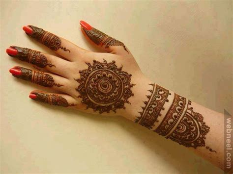 design henna image 50 beautiful and easy henna mehndi designs for every occasion