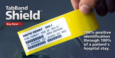 hospital band template tabband identification bracelet id bracelet