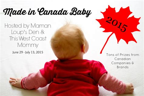Free Baby Giveaways Canada - huge made in canada baby giveaway zephyr hill