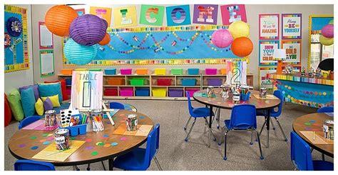 paint chip classroom decor