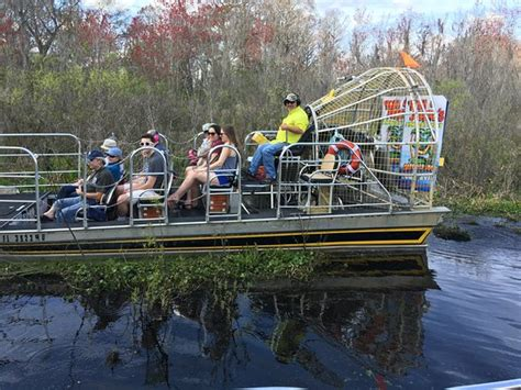 airboat near orlando fl airboat rides near ocala ta picture of tom jerry s