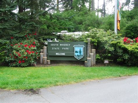 Cedars Rv Park Lynnwood by South Whidbey Island State Park A Washington State Park