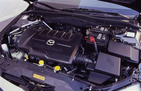 2003 mazda 6 2 3l 4 cylinder engine picture pic image