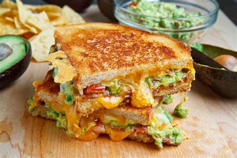 Bacon Closet by 20 Gourmet Grilled Cheese Sandwiches And You Should Make