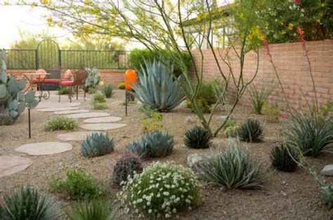 desert backyard design best 25 desert landscaping backyard ideas only on low water landscaping desert