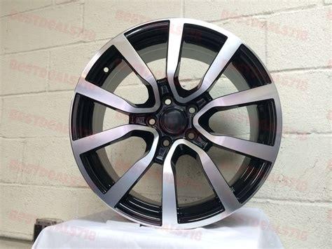 Set Tarina Fit L Cc brand new set of four 17 quot gti wheels rims vw volkswagen gti jetta passat cc gli ebay