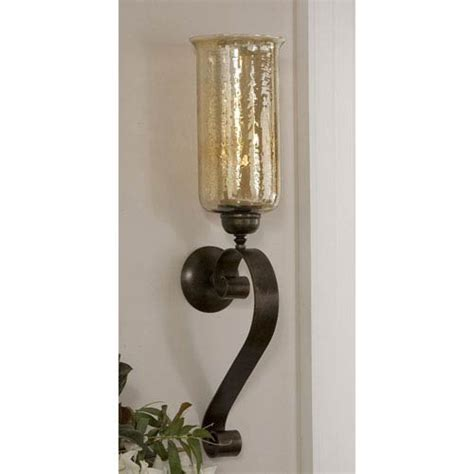 Joselyn Wall Sconce Joselyn Candle Sconce Uttermost Candleholders Candle Holders Home Decor