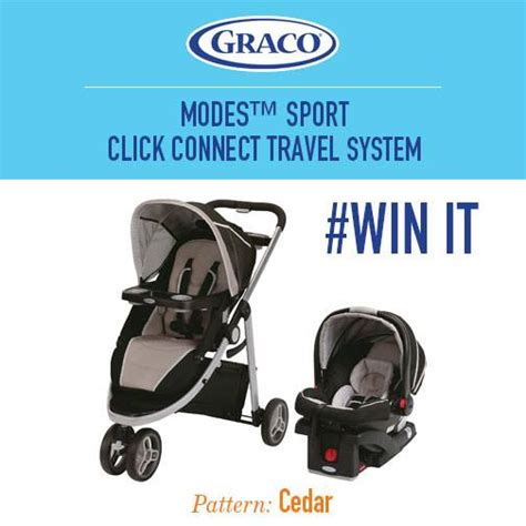 Graco Giveaway - graco modes travel system giveaway