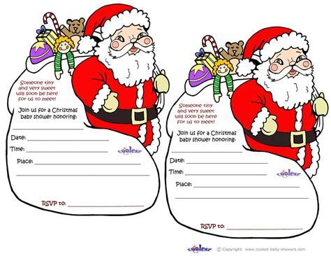 invitation cards of christmas inspirationa christmas party