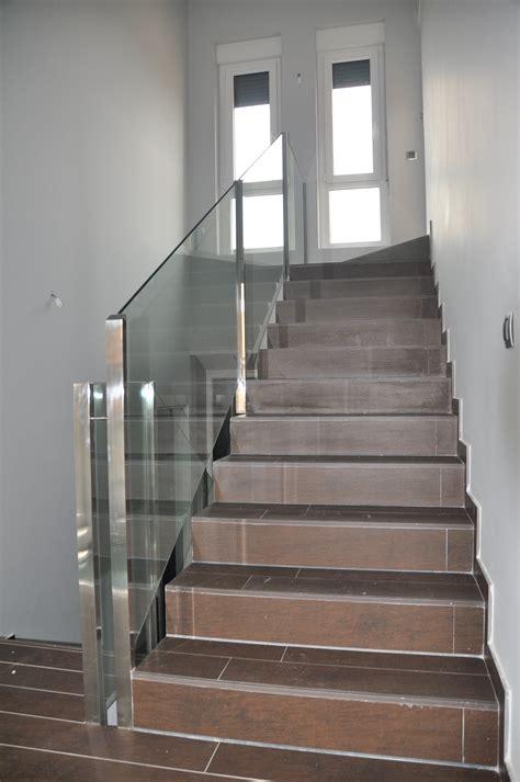 barandillas de acero inoxidable y cristal escalera con barandilla de acero inoxidable y cristal