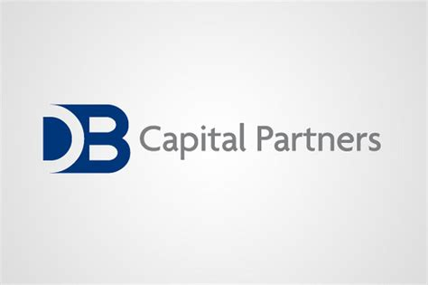 leap design db capital partners logo leap design a creative studio