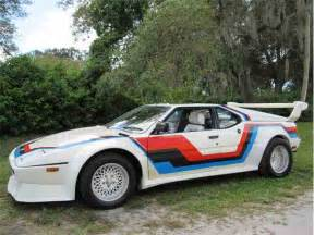 Bmw M1 Price 1978 To 1980 Bmw M1 For Sale On Classiccars 3 Available