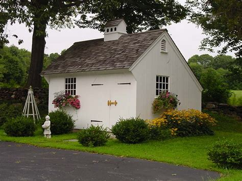 Saltbox Style Shed by Guide To Traditional Garden Shed Kits House