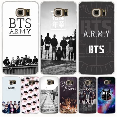 Bts Forever Casing Hp bts bangtan army forever cell phone cover for samsung galaxy s7 edge plus s8 s6 s5 s4