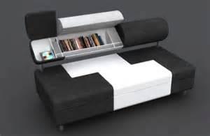 Decorative Desk Fans Saving Space Storage Filled Sofa Has Secret Compartments