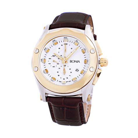 Jam Bonia 6016 Gold jual bonia bpt196 aventador chronograph gold jam tangan pria harga kualitas