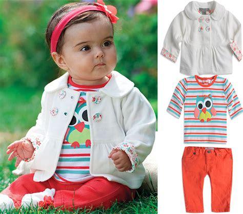 Set Origina Kid tz 225 new original carters baby owl stripes clothing set kid coat t shirt