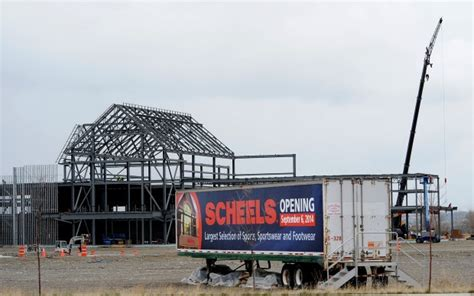 new scheels store scheduled for september 2014 opening
