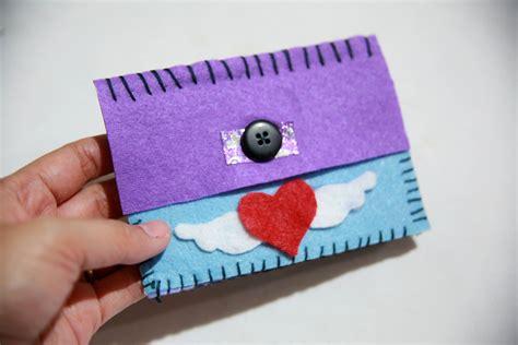 felt envelope pattern 4 ways to make a felt envelope wikihow