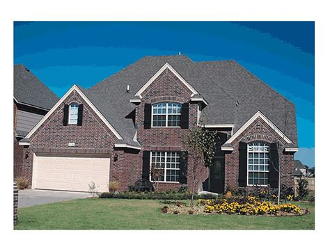 traditional house plans two story traditional home plan