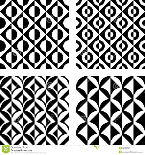 svg pattern style design seamless geometric pattern stock vector image