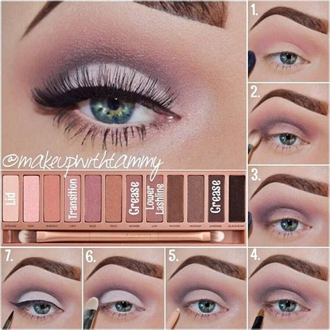 eyeshadow tutorial revolution the 25 best urban decay liar ideas on pinterest naked 3