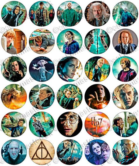 Harry Potter Edible Image