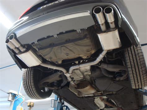 Audi A8 Rost by 4 Rohr Version