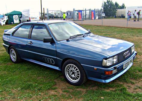 Audi Quattro 1989 1989 audi quattro partsopen