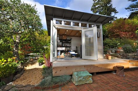 Backyard Studio Designs by Home Studios Prefab Garden Studio Ideas For Artists