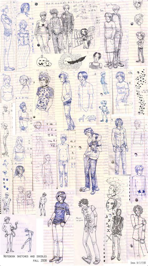 doodle notebook pics for gt school notebook doodles
