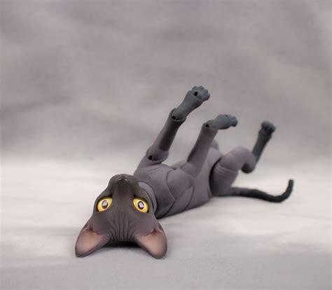 jointed doll cat cats bjd pets bjd pets bjd cat and dolls
