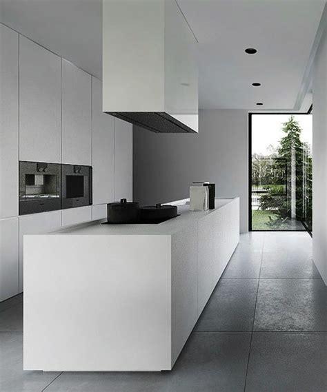 cuisine effet beton le carrelage effet b 233 ton en 55 photos inspirantes