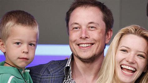 elon musk kids elon musk shares private moment with family creates new