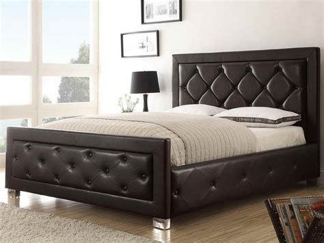 black king size headboard bedroom black leather king size headboards ideas king