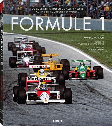 bol formule 1 paul henri bernard cahier - Librero Formule 1